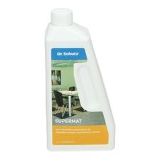 Dr. Schutz Supermat Polymeer   PVC Vloer Polish   Extra matte transparante beschermlaag   750 ml