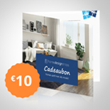 Home Design Giftcard € 10,-