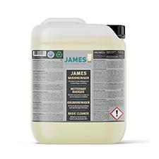 James Basisreiniger 1   Intensieve Laminaat Reiniger   Periodiek   10 Liter