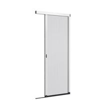 Luxaflex Allure Plissé Hordeur | voor openslaande deur en schuifpui