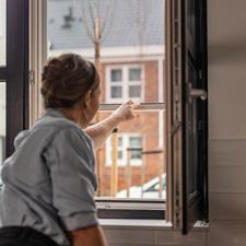 Luxaflex Smart Fit Inzetrolhor | voor draaikiep-raam