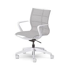 Sedus se:joy | Ergonomische Bureaustoel | Wit (Lichtgrijs)
