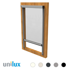 Unilux Comfort Rolhor | voor draairaam naar buiten