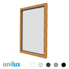 Unilux Inklemhor Vaste hor | voor draaikiep-raam