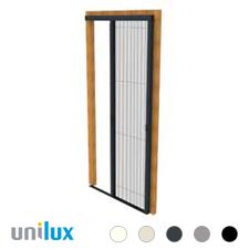 Unilux Plisséfit Easy Plissé hordeur | voor enkele deur en schuifpui