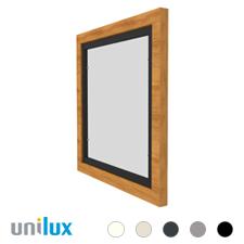 Unilux Raamhor Vast Veerstifhor Vaste hor | voor draairaam naar binnen en draaikiep-raam